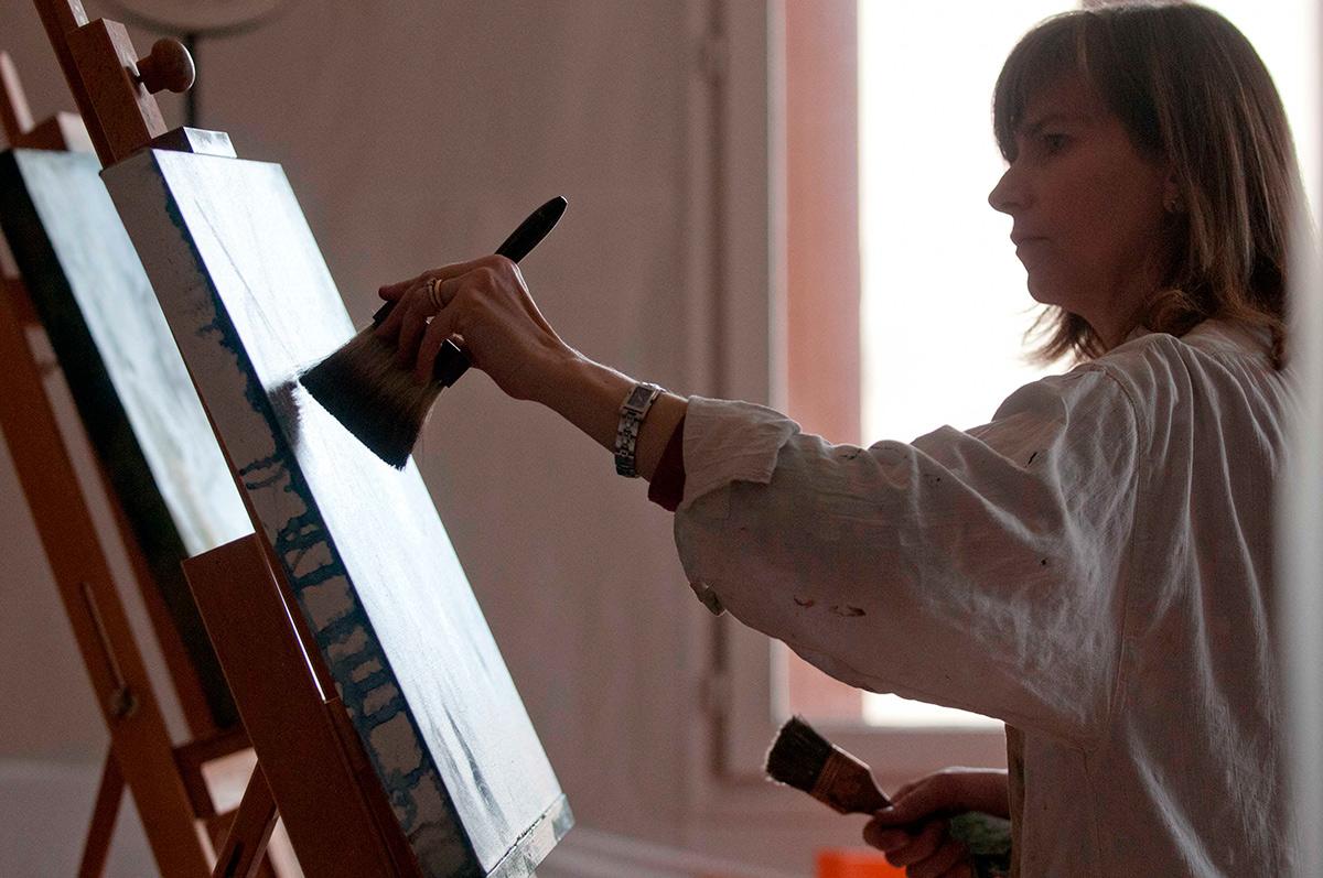 atelier de peinture lemaitre-auger